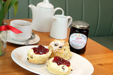 Tiptree Afternoon Tea