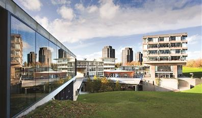 University of Essex Campus Accommodation