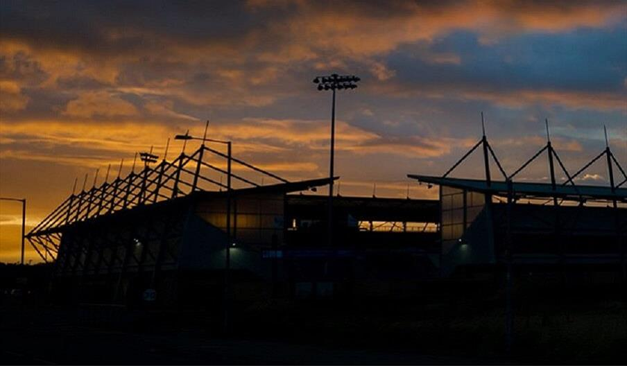 JobServe Community Stadium home to Colchester United