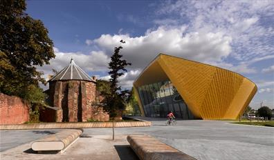 Firstsite Contemporary Art Gallery