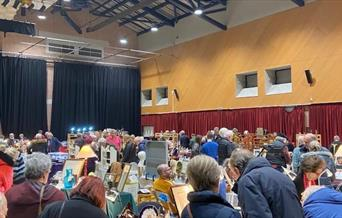 Charter Hall Antique Fair
