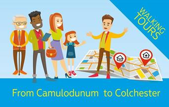Guided Tour: From Camulodunum to Colchester