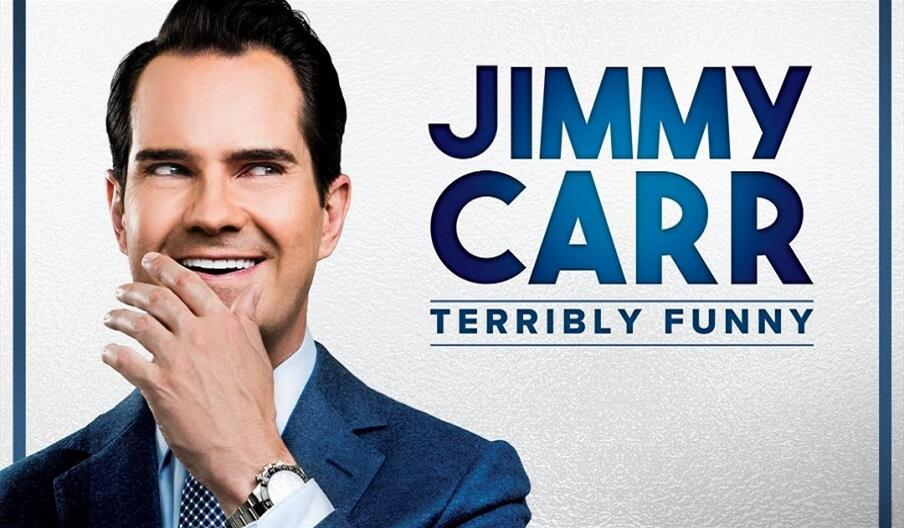 Jimmy Carr 'Terribly Funny'