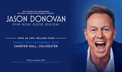 "Jason Donovan - ""Even More Good Reasons"""