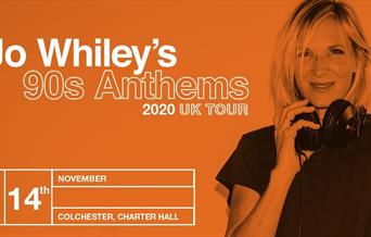 Jo Whiley's 90s Anthems