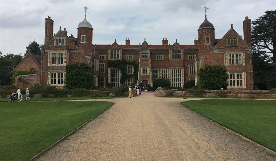Kentwell Hall and Gardens