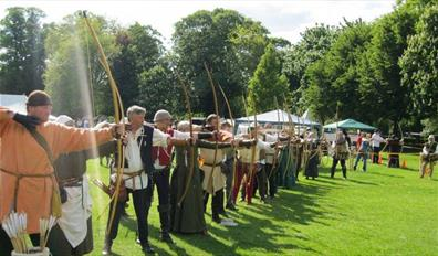 Colchester Medieval Fayre and Oyster Market