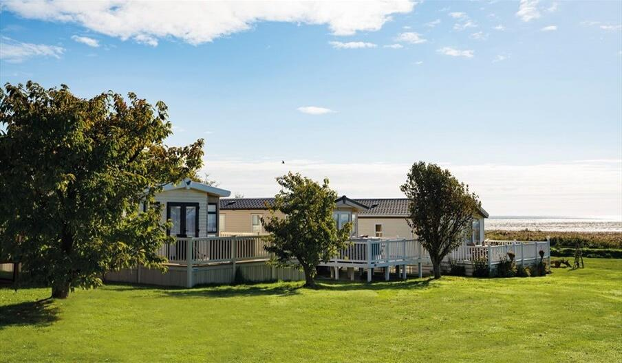 Mersea Island Holiday Park, Holiday Homes